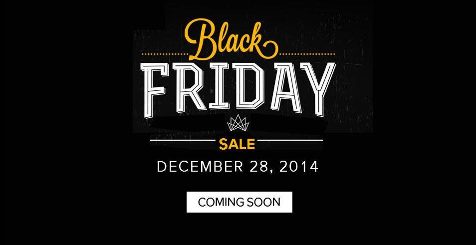 Les millors ofertes del Black Friday'14 i Cyber Monday