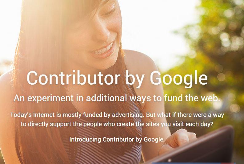 El nuevo servicio de Google bloquea los anuncios a cambio de una cuota mensual