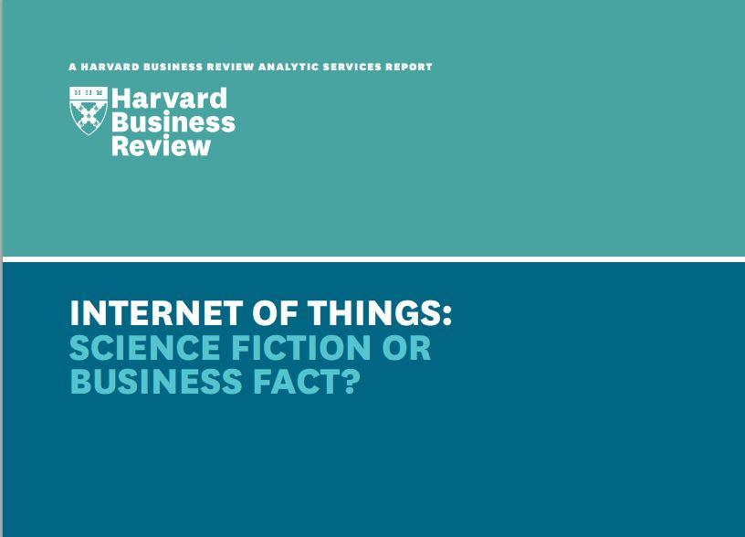 Internet de las Cosas: ciencia ficción o negocio?